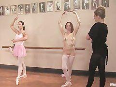 Ballett Lehrerin dominant